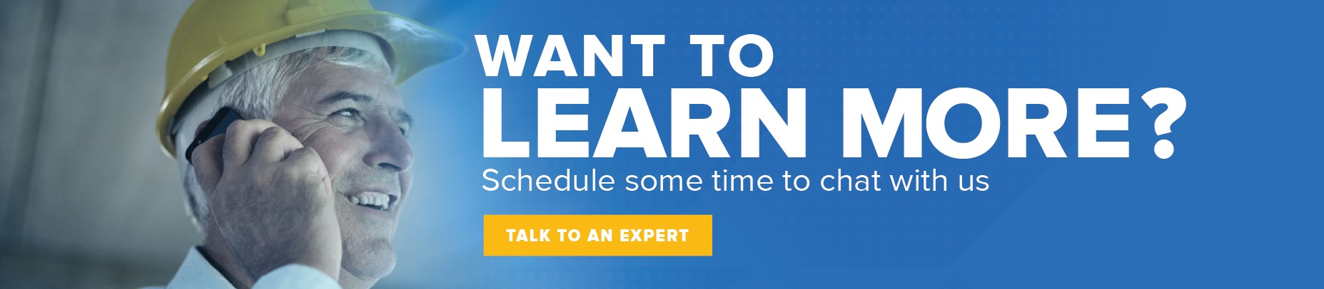 Chat With An Expert. Our reliability experts are ready to answer your questions