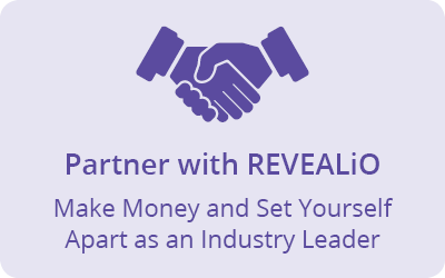 Partner with REVEALiO and make more money
