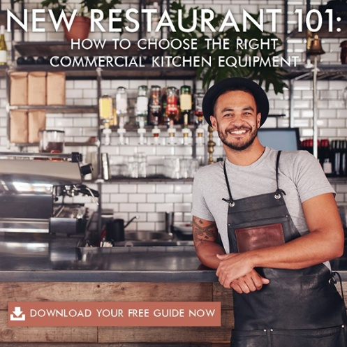 how to choose the right commercial kitchenm equipment