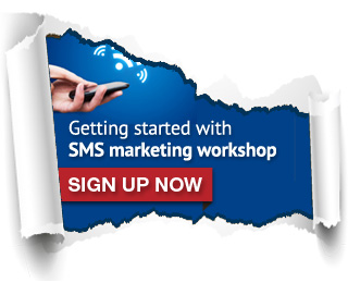 Getting started with mobile marketing workshop. Sign up now.