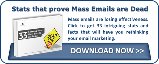 33 Reasons Mass Emails Are Dead