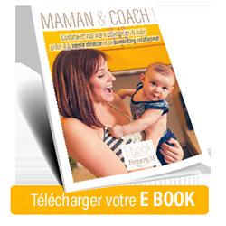 """E-Book 'Maman et Coach"""""""