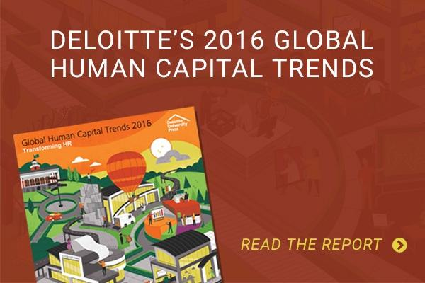 Deloitte's 2016 Global Human Captial Trends