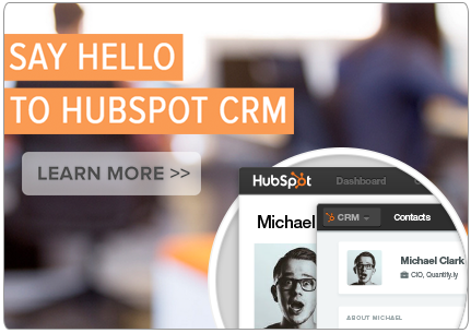 Learn more about HubSpot CRM