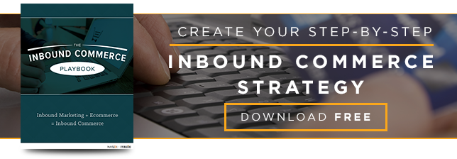 Download the Inbound Commerce Playbook