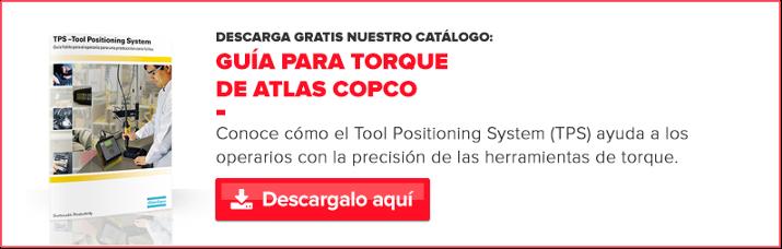 Catálogo de torque Atlas Copco