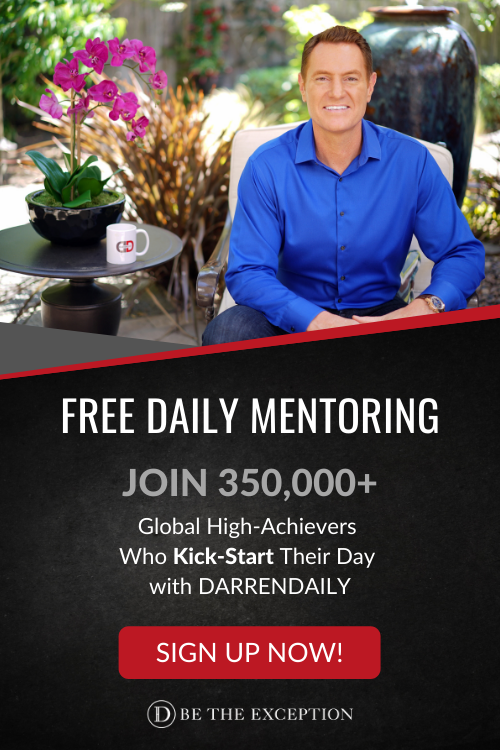join DarrenDaily