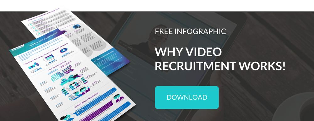 Infographic | Why Video Recruitment Works | Download