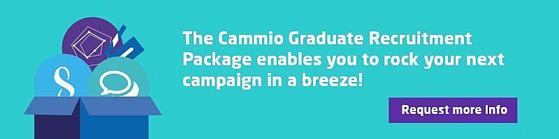 Cammio Graduate Campaign