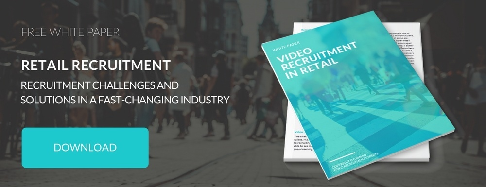 White paper | Video Recruitment in Retail | Download Now