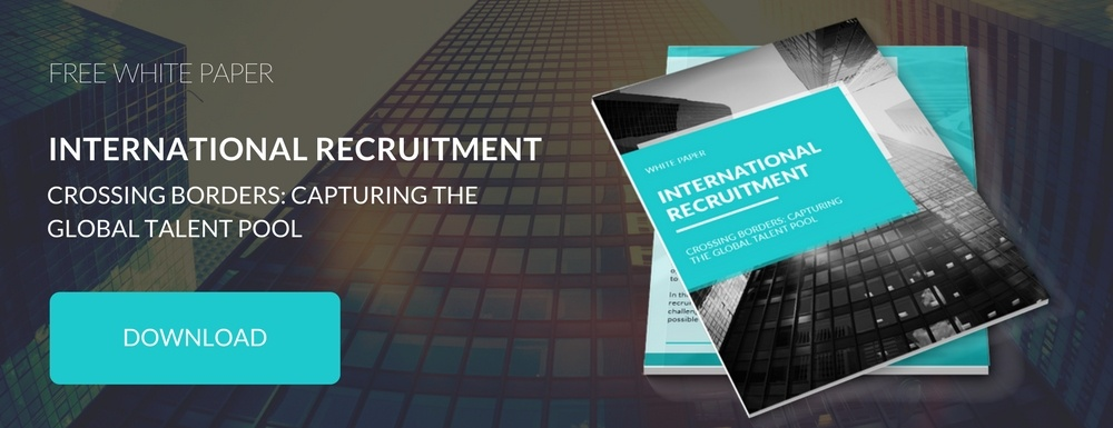 White paper | International Recruitment | Download Now