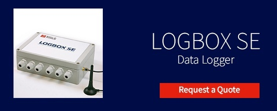 Request a quote for the LOGBOX SE Data Logger