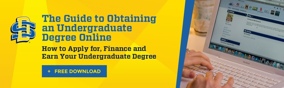 Download the Online Undergraduate Degree Guide