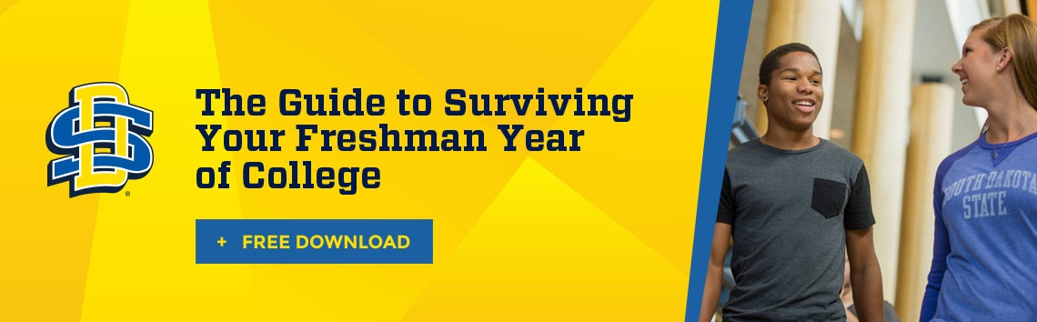The Guide to Surviving your Freshman Year (Free E-Book)