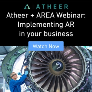 Atheer + AREA Webinar: Implementing AR in your business