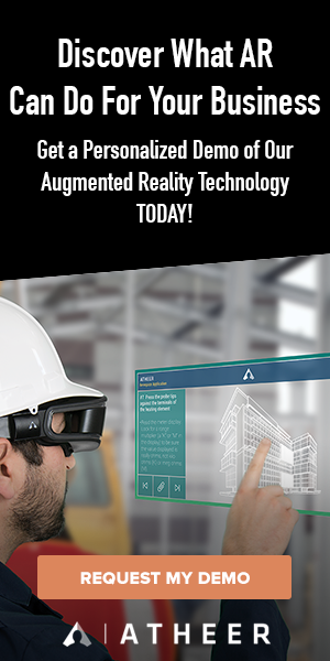 Get a Personalized Augmented Reality Demo
