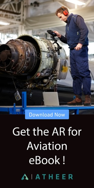 Get the AR for Aviation eBook!