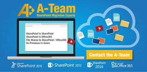 Contact SharePoint A Team Migration Experts