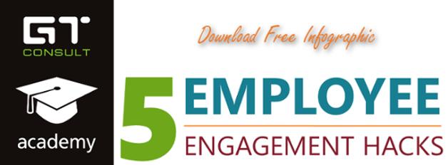 Download 5 Employee Engagement Hacks