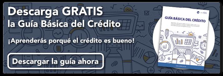 Descarga GRATIS la Guía Básica del Crédito
