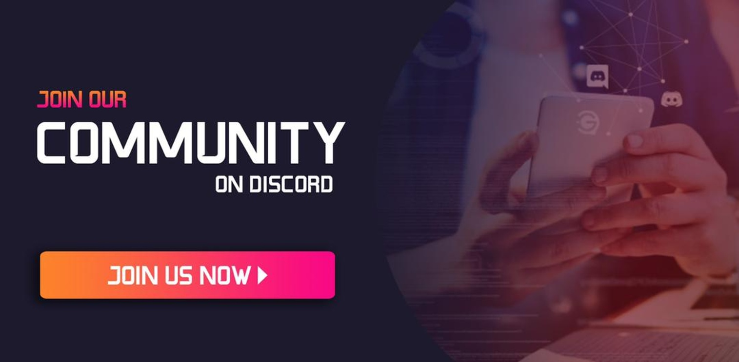 Join Our Community on Discord