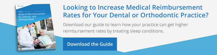 Download the Guide to Medical Reimbursement for Dentists and Orthodontists