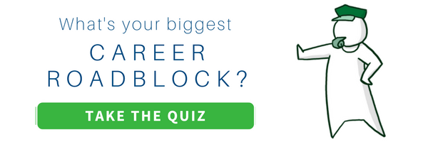 career roadblock quiz
