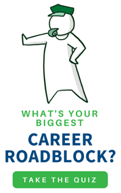 career roadblock roadblocks quiz