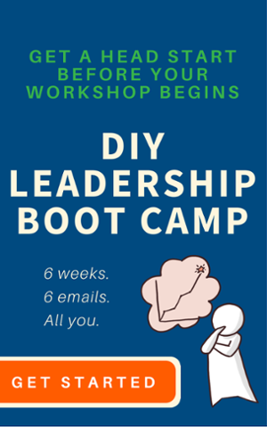 diy leadership boot camp