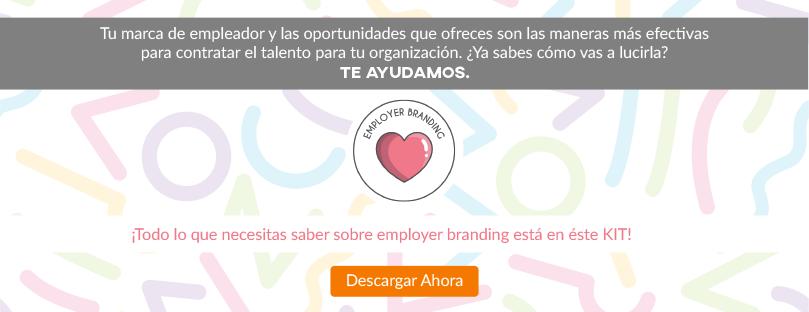 Descarga el Kit de Employer Branding para atraer a los que quieren cambiar de trabajo