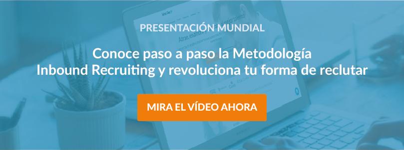 Presentación Mundial Metodología Inbound Recruiting