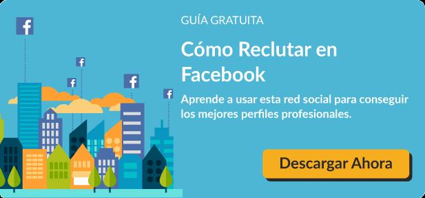 Ebook Reclutar Facebook