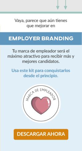 Necesitas mejorar en Employer Branding. Descarga ahora tu colección