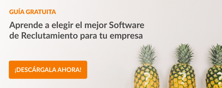 Elegir software reclutamiento