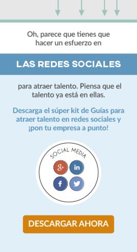 Invierte más en Redes Sociales para atraer más talento. Descarga el Kit