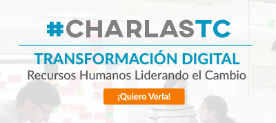 Apúntate a Charla TC sobre Transformación Digital