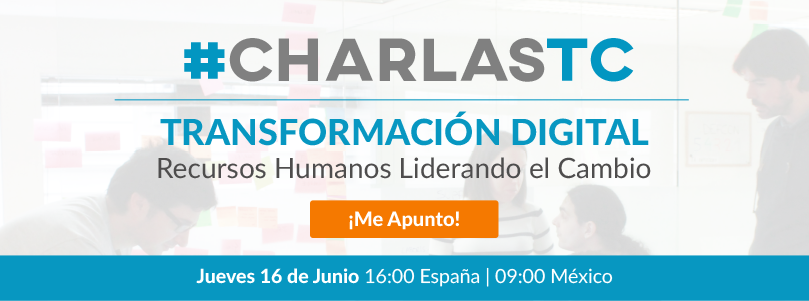 Apúntate Charlas TC de transformación Digital