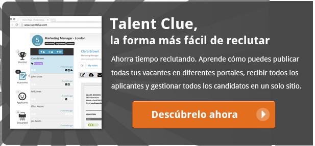 Talent Clue la forma más rápida de reclutar