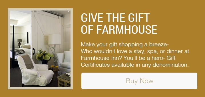 give the gift of farmhouse