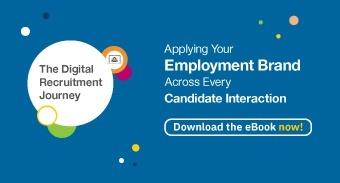 Digital recruitment journey ebook employment brand