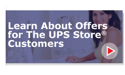 The UPS Store Customers