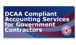 DCAA Compliant Accounting Services for Government Contractors
