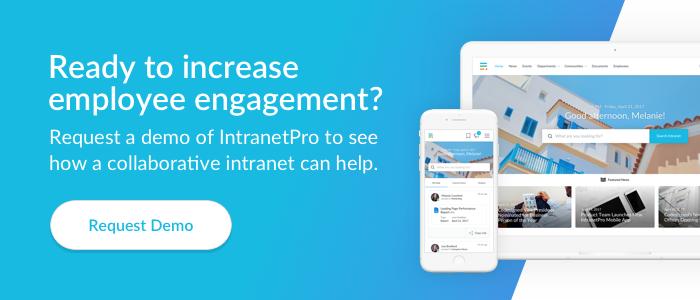 SharePoint Intranet Platform Demo