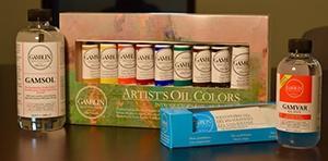 Gamblin Oil Paints