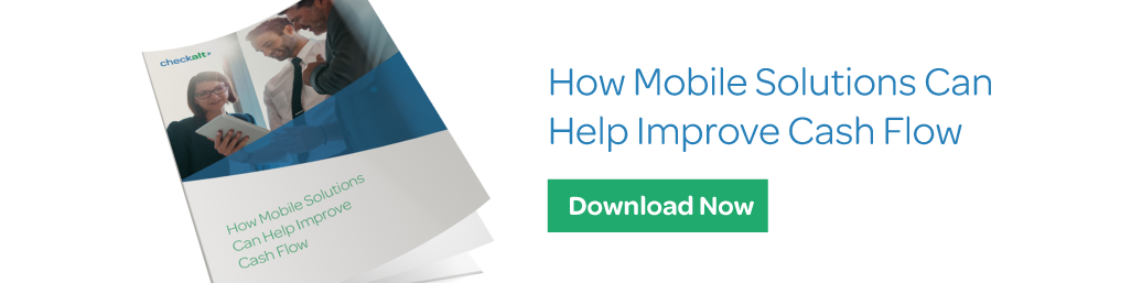 How Mobile Solutions Can Help Improve Cash Flow
