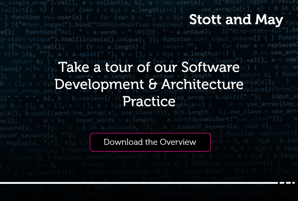 Take a Tour of our Software Development & Architecure