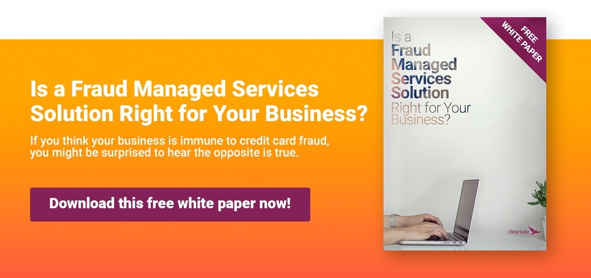 Is a Fraud Managed Services Solution Right for Your Business?