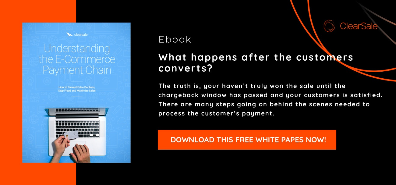 Ebook - Understanding the Ecommerce Payment Chain