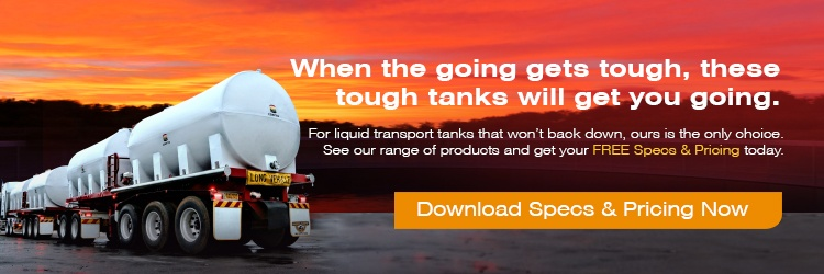 liquid transport tanks