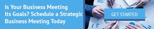 Schedule a strategic planning meeting